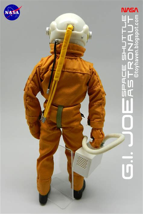 Jo In Toys 2 Installed toyhaven g i joe space shuttle astronaut review