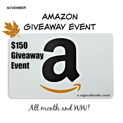 Enter Free Events Monthly Giveaway by 150 Giveaway Event Enter Sweeps