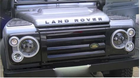 land rover philippine 2013 land rover defender 90 complete accessories