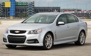 chevorlet new car 2014 chevrolet ss new cars reviews