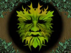 Autumn equinox time to celebrate the green man