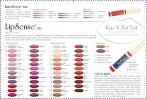 lipsense color chart lipsense color chart lip color lasts all day it s