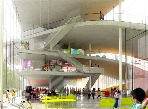 Cultural Center in Denmark / BIG Architects eVolo Architecture Magazine