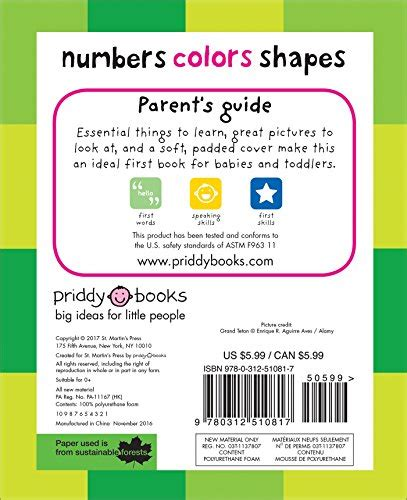 Numbers Colours Shapes Priddy Baby Best Seller kindle store kindle books numbers colors shapes 100