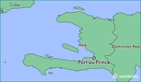 world map haiti location where is port au prince haiti port au prince ouest