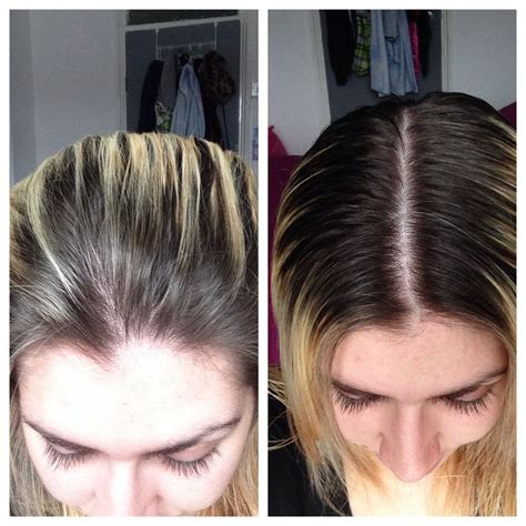How To Go From Grown Out Roots To Ombre | how to go from grown out roots to ombre how to blend