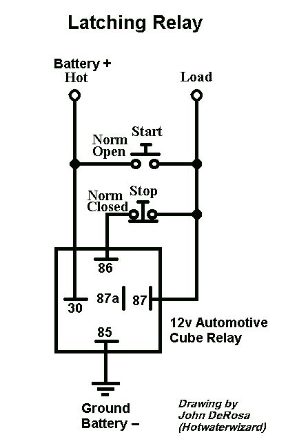 square d latching relay wiring square free engine image