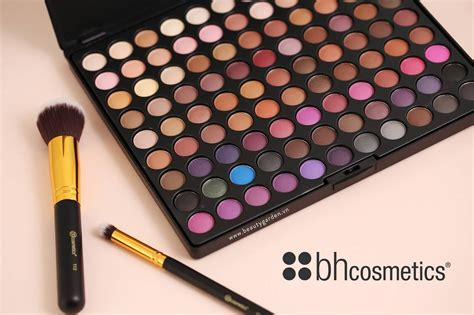 phan mat bh cosmetics bảng phấn mắt bh cosmetics luxe 99 color