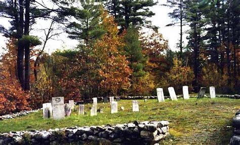 York County Maine Records Enterprise Road Cemetery York County Maine