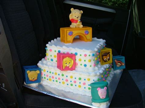 Winnie The Pooh Baby Shower Cake Ideas by Winnie The Pooh Baby Shower Cake Ideas Babywiseguides