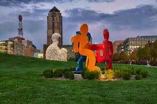 Jobs Open Near Me by Pappajohn Sculpture Park Des Moines Ia The John And
