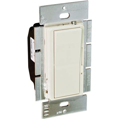 Cabinet Lighting Lutron Stand Alone Wall Dimmer Switches Cabinet Lighting With Dimmer