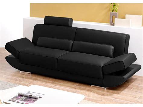 canape cuir vente unique canap 233 3 places cuir luxe attirance canap 233 vente unique