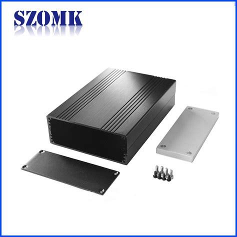 heat sink aluminum szomk customizable aluminum heat sink enclosure box