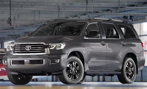 Toyota Sequoia Future 2018 Toyota Sequoia Overview Cargurus
