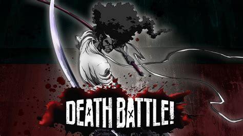afro samurai battle afro samurai styles into battle
