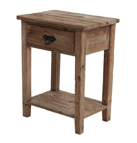 Bedroom Table Ls Rustic by 21 Best Images About Bedside Tables On Wood