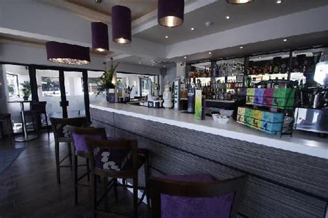 Large Modern Bar Space Picture of Breeze Lounge Bar and Restaurant, Bournemouth TripAdvisor