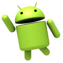 What ******* idiot came up with the Android logo/mascot ...