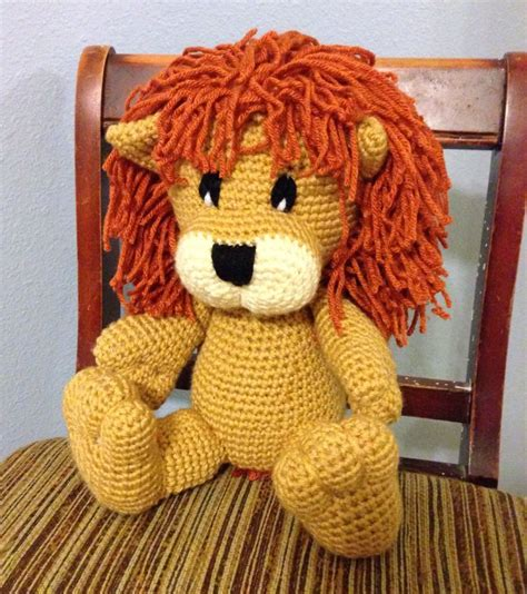 pattern crochet lion 17 best images about amigurumi lion on pinterest toys