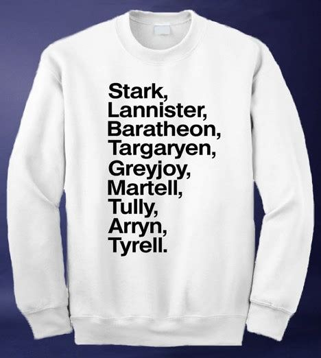 Sweater Of Thrones The Remembers inspired custom merchandise blogging on design