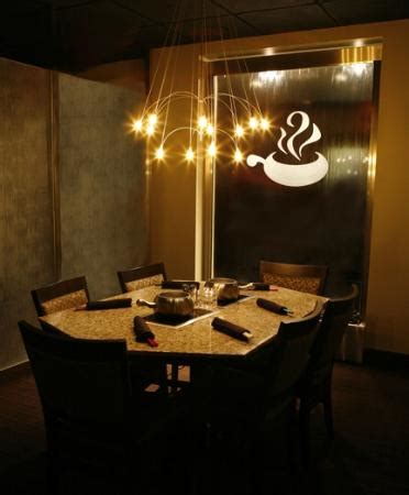 the waterfall room waterfall room picture of the melting pot white plains tripadvisor