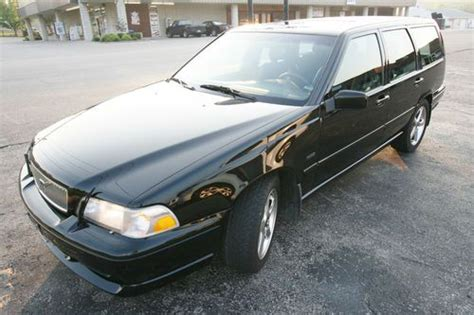 used volvo v70r sell used 1998 volvo v70r awd excellent condition fully