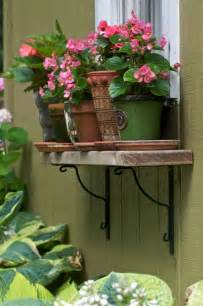 Window Ledge For Plants Remodelaholic 25 Inspiring Outdoor Window Treatments