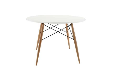 Table Scandinave Ronde by Table Ronde Scandinave Achatdesign