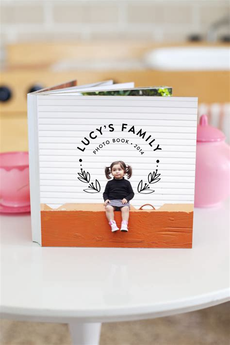 building a family books make a family photo board book a beautiful mess