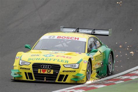 Schaeffler Audi mike rockenfeller schaeffler audi a5 dtm 9 eurocar news