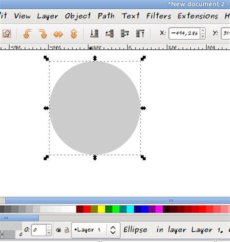 tutorial menggambar dengan inkscape menggambar jam analog dengan inkscape wahyu nur hidayah
