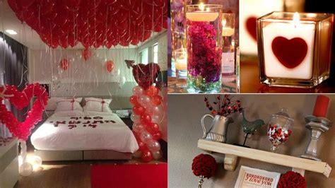 ideas de san valentin ideas para decorar la habitaci 211 n en san valentin