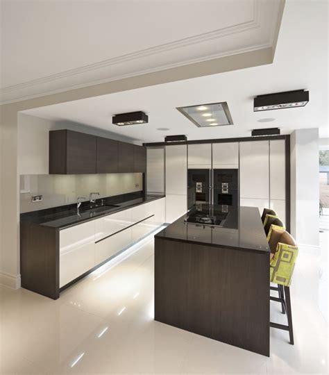 two tone kitchen cabinets modern 8 trendy two toned kitchens