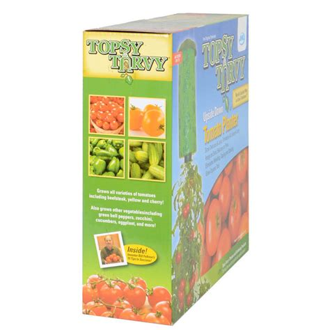 topsy turvy tomato planter original jml topsy turvy tomato planter grower