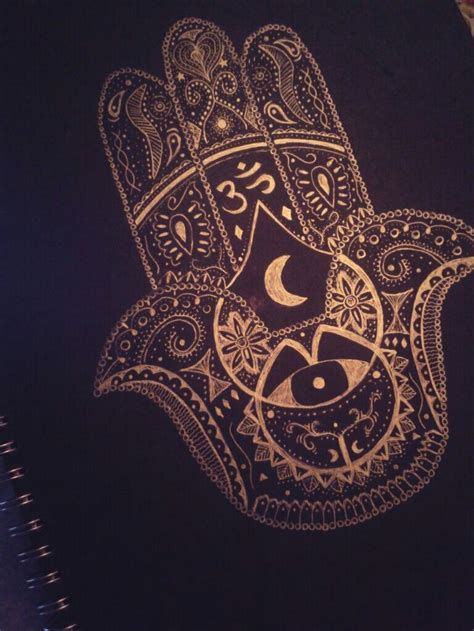 henna hamsa tattoo best 25 hasma ideas on hamsa