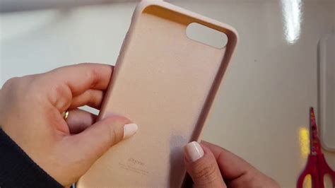 chegou  capa case de silicone original apple  iphone   youtube