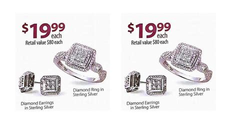 Zales S Day Sale Get Ready 19 99 Ring Earrings At S