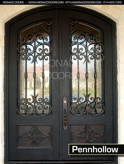 Exterior Iron Doors 1000 Images About Wrought Iron Steel Doors On Larson Doors Iron Doors