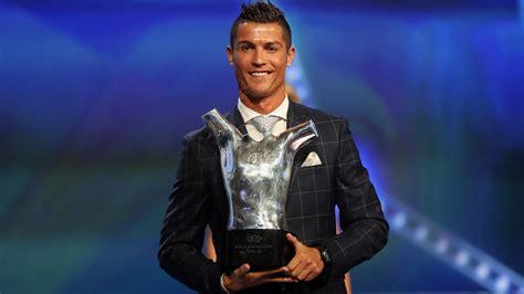 best c ronaldo ronaldo crowned uefa best player in europe sport the