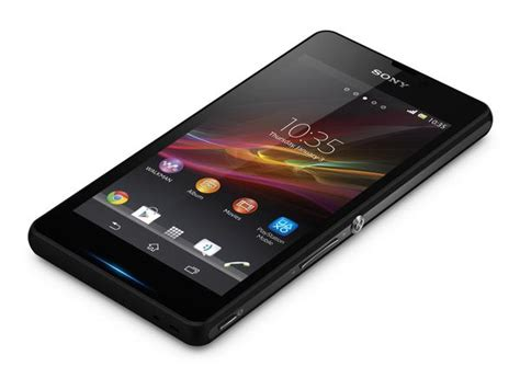 sony android phone sony xperia zr waterproof android phone announced gadgetsin