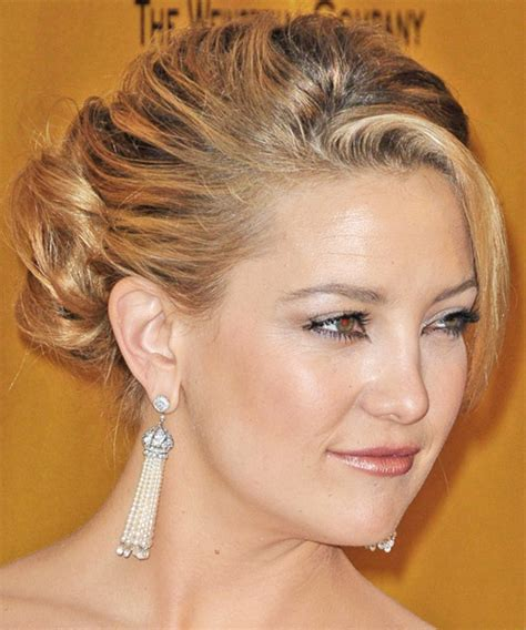 kate hudson updo hairstyles kate hudson long curly formal updo hairstyle