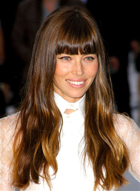 brunette long hairstyles with bangs long brunette hairstyles with bangs 2015