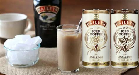 Drink Of The Month Alabama Iced Tea Ni by Diageo To Launch Canned Baileys Iced Coffee This Month