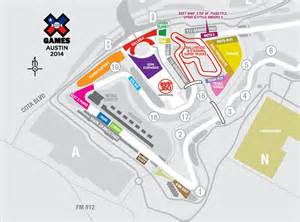 Cota Track Map X Bringing The Worlds Top Athletes To The