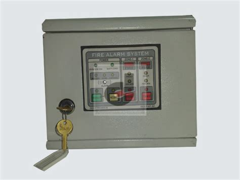 Alarm System Manual Call Point Operation Conventional Tanpa Base deeptronics