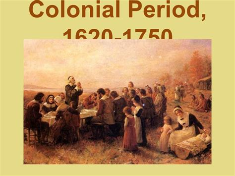 themes in puritan literature colonial period ppt download