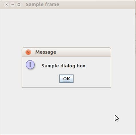 java swing dialog dystopian code creating a messagebox message dialog in