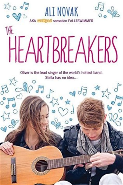 about that a heartbreaker bay novel books slice of reads review the heartbreakers by ali novak