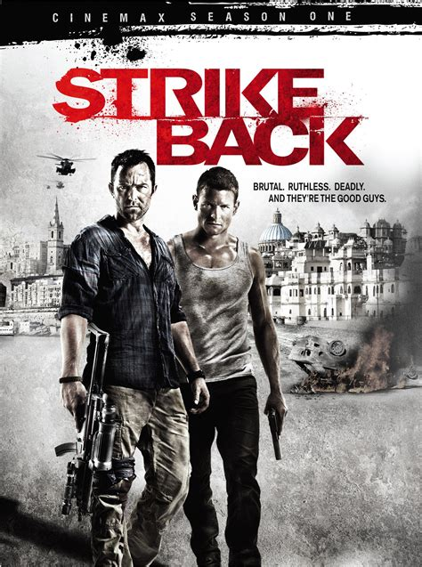 strike back cinemax saisons 1 192 4 dvd zone 2 strike back dvd release date
